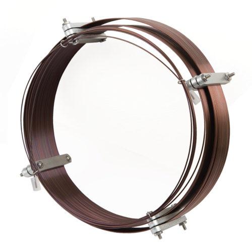Coloane cu suport metalic